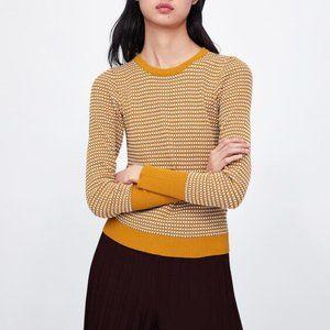 Zara | Textured Sweater